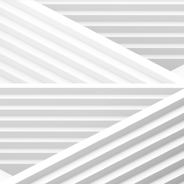 Graphic of grey coloured interwoven steps showing the hashtag Emerge Stronger